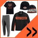 H-D Casual Clothing herr