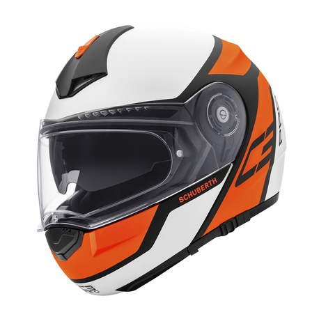 Schuberth Hjälm C3 PRO Echo Orange