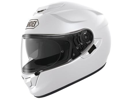 Hjälm Shoei GT-Air vit